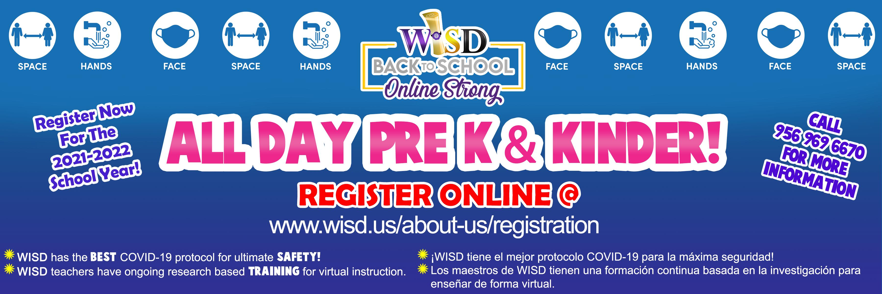 Weslaco Isd Calendar 2021-2022 Registration   Weslaco Independent School District